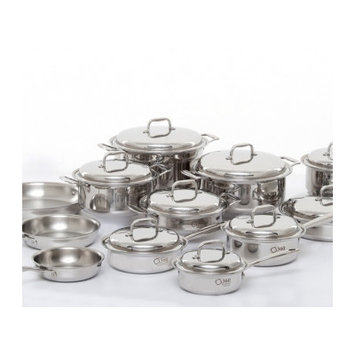 21 Piece Cookware Set