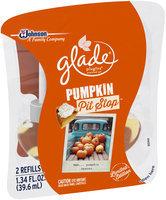 Glade® PlugIns® Pumpkin Pit Stop™ Scented Oil Air Freshener Refills 2 ct Pack