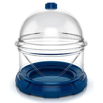 Bio Bubble Pets Aqua Terrarium Size: 2 Gallon, Color: Blue
