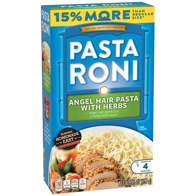 Pasta Roni® Angel Hair Pasta with Herbs