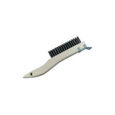 Milwaukee Dustless Brush Shoe Handle Scratch Brush with Scraper (Set of 7)