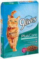 9Lives Plus Care Dry Cat Food, 13.3-Pound