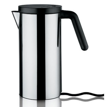 Alessi Hot It Electric Water Kettle Color: Black