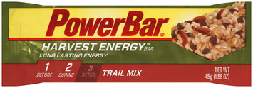 PowerBar Harvest Energy Bar Trail Mix