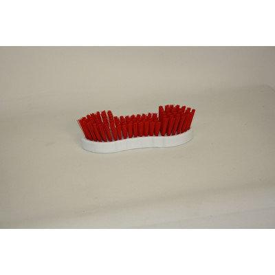 Syr Super Scrub Brush Color: Red