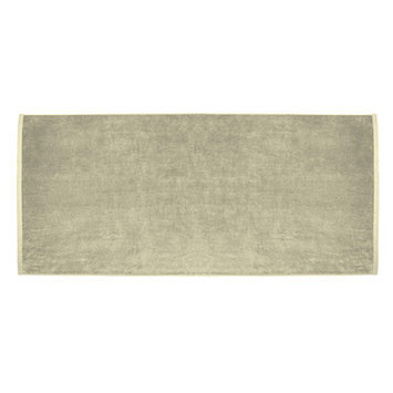 Terry Town Beach Towel Color: Beige