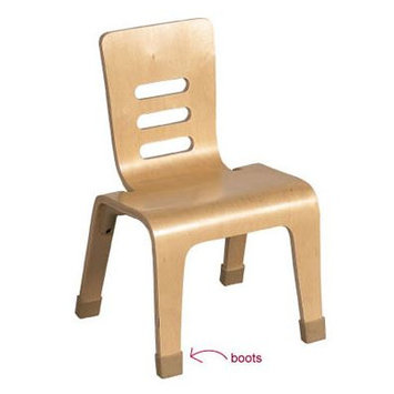 Early Childhood 20pc Small BW Chair Boot - NT