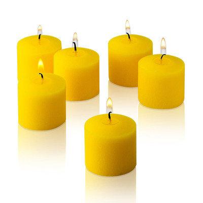 Light In the Dark Citronella Votive Candles (Set of 72)