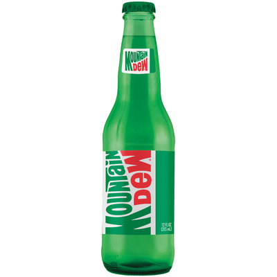 Mountain Dew® 12 fl. oz. Glass Bottle