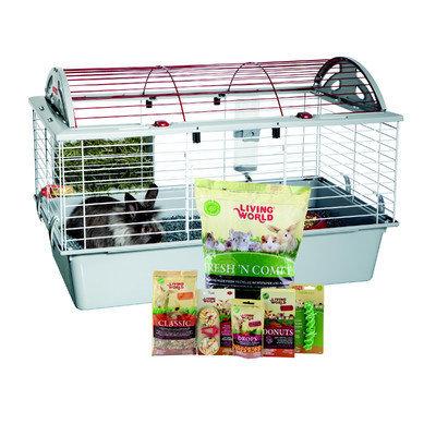 Hagen Living World Rabbit Starter Kit