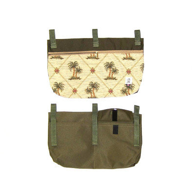 Handi-Pockets Tapestry Walker Pocket