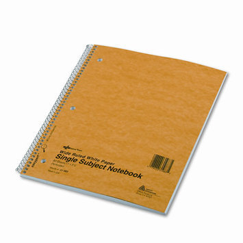 Rediform Single-Subject Wirebound Notebooks