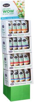 Marzetti® Cheese & Garlic/Garlic & Butter/Fat Free Garlic & Onion/Caesar Baked Croutons 48-5 oz. Corrugated Display