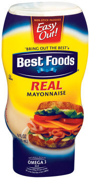 Best Foods Real Mayonnaise 9 Oz Squeeze Bottle