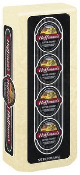 Hoffman's Super Sharp Cheese 10 Lb
