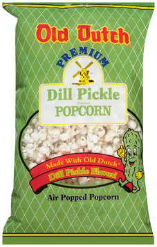 Old Dutch® Premium Dill Pickle Flavored Popcorn 6 oz. Bag