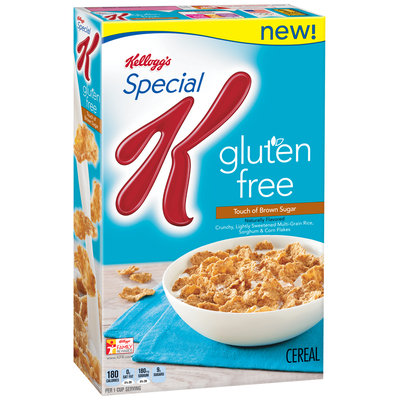 Special K® Kellogg's Gluten Free™ Touch of Brown Sugar Cereal