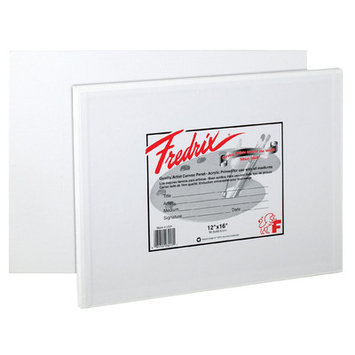 Fredrix Canvas Boards 4 in. x 6 in. each