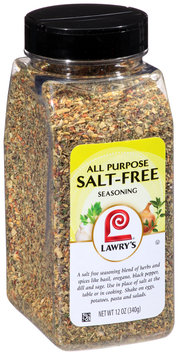 Lawry's® All Purpose Salt-Free Seasoning
