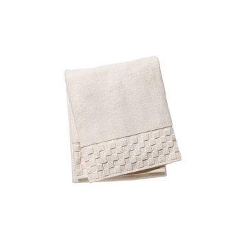 Jacaranda Living Bath Towel Color: Ivory