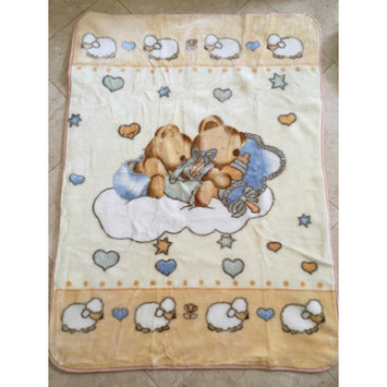 Home Sensation Baby Blanket Super-Soft and Cozy Color: BEIGE