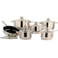 Concord 5-Layered Bottom 12 Piece Cookware Set