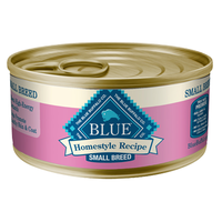 THE BLUE BUFFALO CO. BLUE™ Homestyle Recipe® Chicken Dinner with Garden Vegetables For Small Breed Adult Dogs