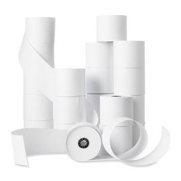 Business Source Machine Roll, Single-Ply, 2-1/4