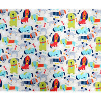 Stwd Doggies Pack N Play Fitted Sheet