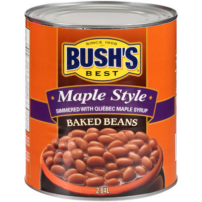 Bush's Best® Maple Style Baked Beans 2.84L Can