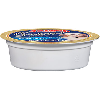 Stater Bros. Gourmet Grilled Chicken Dog Food 3.5 Oz Bowl