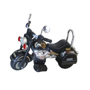 Merske Llc Harley Style 6V Battery Operated Kids Motorycle (Black)