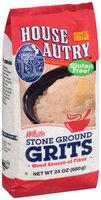House Autry™ White Stone Ground Grits 24 oz. Bag