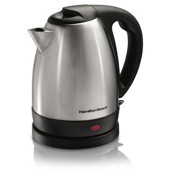 Hamilton Beach 7.2 Cup Electric Kettle - Stainless Steel