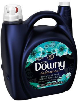 Infusions Ultra Downy Infusions Botanical Mist Liquid Fabric Conditioner