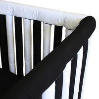 Go Mama Go Teething Guard Crib Size: 12