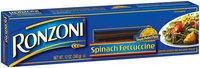 Ronzoni  Spinach Fettuccine 12 Oz Box