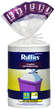 Ruffies Trash Bags