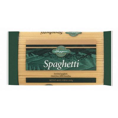 Haggen Spaghetti Pasta 48 Oz Bag