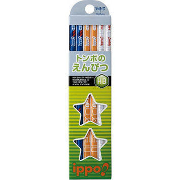 American Tombow Ippo Wood 2B Pencil (12-Pack)