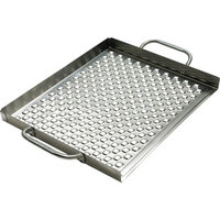 Broil King Stainless Steel Flat Grill Topper
