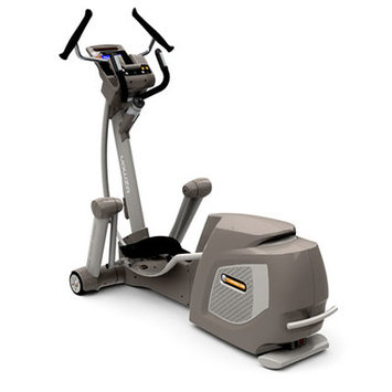 Cam Consumer Products, Inc. Yowza Fitness Sanibel i35 Elliptical Beige and Gray 15 3/4