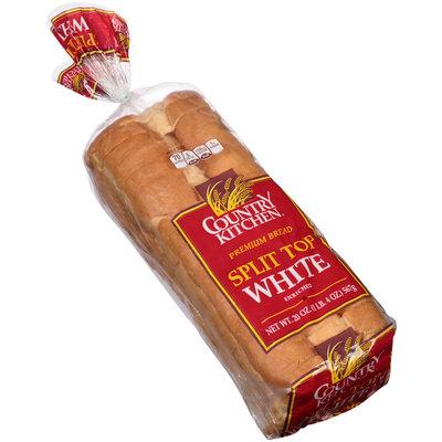 Country Kitchen® Split Top White Bread 20 oz. Bag