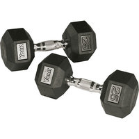 York Barbell Hex Dumbbell Weight: 7.5 lbs
