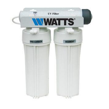 Watts Premier Three Stage Under Counter UV-R Filtration System