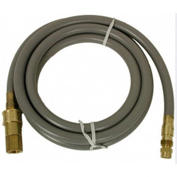 Sedona by Lynx Patio Island & Grilling Center Additions 12 ft. Quick Disconnect Hose with Shutoff and Nipple LQD