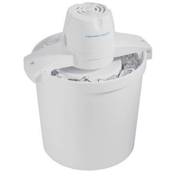 Hamilton Beach 4 Qt. Ice Cream Maker
