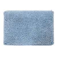 Textile Decor Castle 2 Piece 100% Cotton Melbourne Spray Latex Bath Rug Set, 24 H X 17 W and 34 H X 21 W