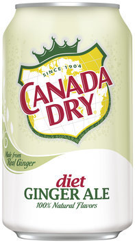 Canada Dry® Diet Ginger Ale