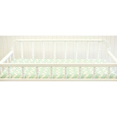 New Arrivals Changing Pad Cover, Green